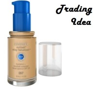 COVERGIRL Outlast Stay Fabulous 3-in-1 Foundation 857 Golden Tan