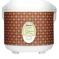 Miyako Magic Com / Rice Cooker 1.8L Batik Kawung - MCM-508BTK