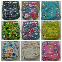 Jual Clodi Babyland + 2 insert microfiber murah /popok kain/cloth diapers Murah