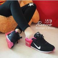 Sepatu Kets Sneaker Cewek Wanita Nike Jogging Running Casual Murah