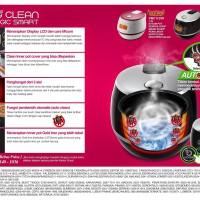 Yong Ma YMC 112 Magic Com Auto Clean Magic Smart - Rice Cooker Digital