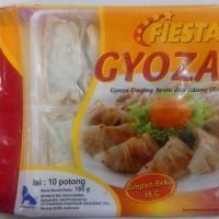 Fiesta Gyoza (daging ayam dan udang olahan) 180gr