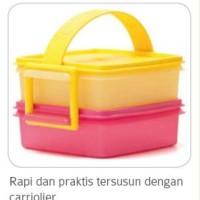 Jual Tupperware Small Carry All Set Tempat Makan Rantang Murah