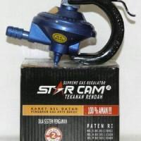 harga Regulator Gas LPG Star Cam 3kg/12kg Tekanan rendah Tokopedia.com