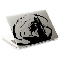 Sticker Macbook Pro and Air Ichigo Mugetsu Bleach - Rina Shop