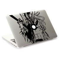 Sticker Macbook Pro and Air Ichigo Full Hollow - Rina Shop