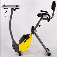 alat olahraga fitness sepeda statis X Bike Laptop untuk diet / terapi