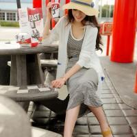 Jual topi lebar / topi pantai / topi wanita / topi gaya / sun beach hat Murah