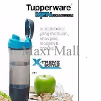 Botol Minum Tupperware X-Treme Xtreme Bottle 600 ml / Sport Bottle
