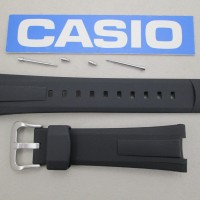 Tali Jam Karet Resin Casio Edifice EF-305 Original