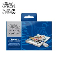 Winsor & Newton Cotman Watercolours - Deluxe Sketchers' Pocket Box