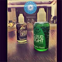 Vape Liquid: Cloud Eight - Honeydew Mint Flavor