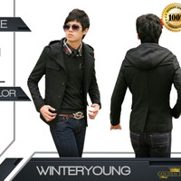 harga Jaket Winter Young Best Quality Tokopedia.com