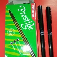 Harga pulpen zebra prestige tinta | Pembandingharga.com
