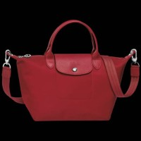 Longchamp neo small red