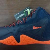harga Sepatu Basket : League Levitate Hitam / Oranye Tokopedia.com