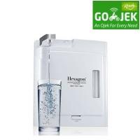 Hexagon Alkaline Hydrogen Water Filter