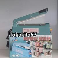 Impulse Sealer,Alat Pres Plastik Q2 PSF-200 ( 20cm )