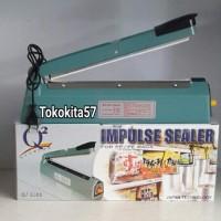 Impulse Sealer,Alat Pres Plastik Q2-8300 (30cm)