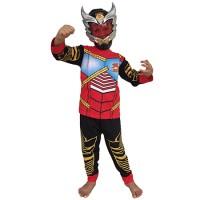Baju Anak Kostum Topeng Superhero Satria Garuda Bima X Bima-X