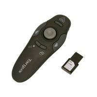 TARGUS USB WIRELESS PRESENTER LASER POINTER WITH CURSOR CONTROL PPT