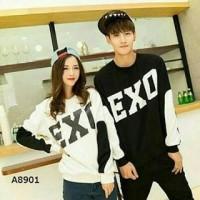 harga couple exo / jumpsuit / dress / blouse / kemeja / hem / sweater/ korea Tokopedia.com