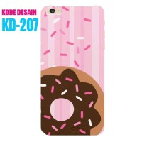 Custom Case KD-207 Casing Softcase - iPhone Samsung Xiaomi Xperia Oppo