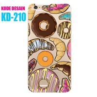 Custom Case KD-210 Casing Softcase - iPhone Samsung Xiaomi Xperia Oppo