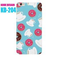 Custom Case KD-204 Casing Softcase - iPhone Samsung Xiaomi Xperia Oppo