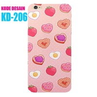 Custom Case KD-206 Casing Softcase - iPhone Samsung Xiaomi Xperia Oppo