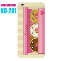 Case Custom KD-201 Casing Softcase - iPhone Samsung Xiaomi Xperia Oppo