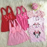 Jual Overall Baby Dress Pita Minnie Mouse Murah