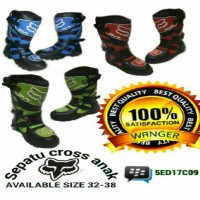 harga sepatu trail-cross untuk anak-sepatu adventure-sepatu fox Tokopedia.com