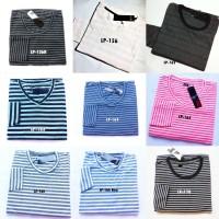 Stripe Tee/ Kaos tangan panjang / Kaos Garis / Raglan / Kaos Wanita