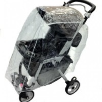 harga STROLLER COVER Penutup baby kereta bayi kids anak balita dari hujan Tokopedia.com