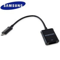 SAMSUNG MicroUSB OTG (On The Go) Adapter for Samsung LG Asus Meizu etc
