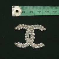 harga Bros Chanel full mata swarovski mewah cocok untuk hijab/pasmina/dress Tokopedia.com