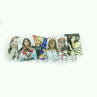 Jual KPOP SNSD Girls' Generation Photocard Murah
