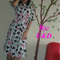 dress/gaun/longdress/long dress/baju pesta
