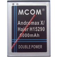 Baterai Andromax Haier Maxx H15290 Mcom Battery Batrai Batre Batere