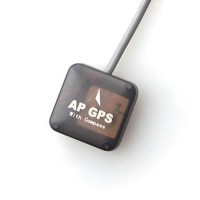 Mini GPS module for APM 2.6 2.8 Ardupilot with compass RC Multicopter