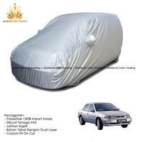 Custom Double Layer Body Cover / Sarung Mobil Sedan Timor
