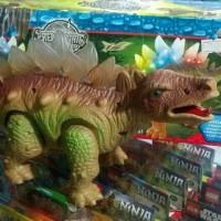 harga mainan dinosaurus Tokopedia.com