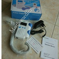 Fetal Doppler Dopler Deteksi Detak Jantung Janin Digital VComin FD200C