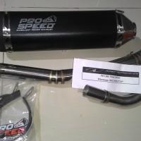 harga Knalpot Prospeed Black Yamaha New Vixion Lighting / Advance Tokopedia.com