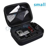 Action Camera Small Size Bag/Tas/Case for Xiaomi Yi, GoPro SJCam Brica