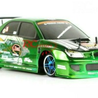 HSP PRO Flying Fish 1:10 Scale 4WD Brushless Rc Drift Car