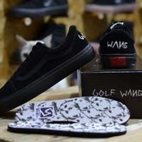 sepatu sneakers main keren sekolah kuliah vans old skool golf wang