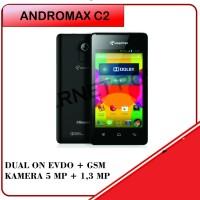 HP Smartfren Andromax New C2 TouchScreen - HP Termurah - Solusi M1