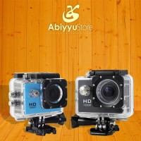 Action Camera / Sport Camera / Camera Go Pro Full HD 1080 Layar 2 Inch
